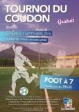 Tournoi du Coudon 2016
