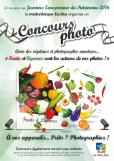 Affiche concours photos Journées du patrimoine 2016