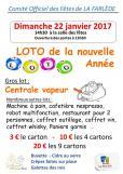 visuel cof loto 22 janvier 2017
