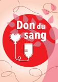 Visuel don du sang