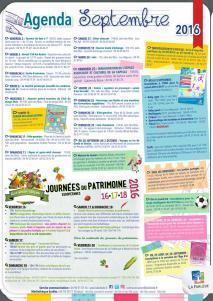 Visuel agenda septembre 2016