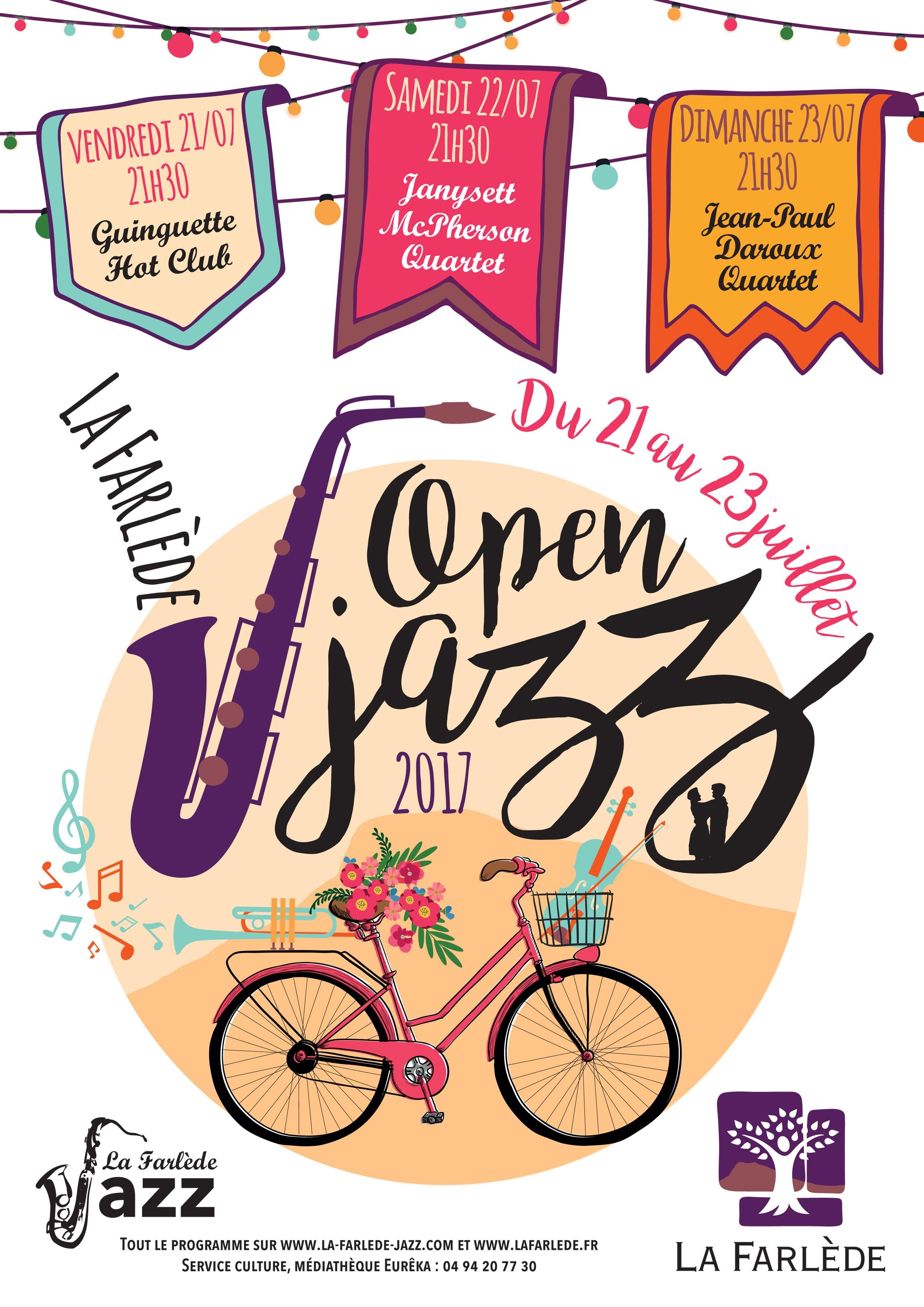 Open Jazz La Farlède