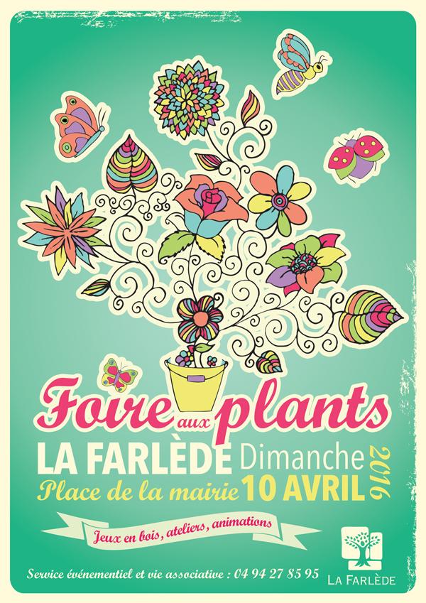 Visuel Foire aux plants